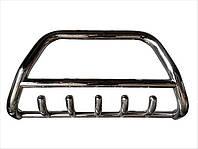 Защита переднего бампера (кенгурятник) Renault Trafic Код: 653591799