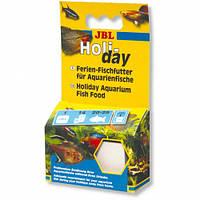 JBL  корм для рыб Holiday (на две недели)