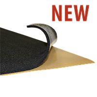 Шумоизоляция авто Acoustics Damper 10A (100х50см, 10мм)