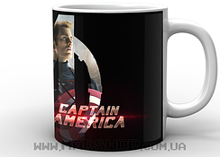 Кружка Капитан Америка Captain America