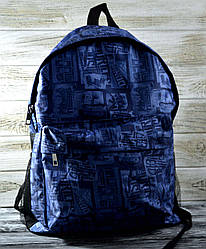 "Рюкзак с карманом ""Smart"" 0599-В"