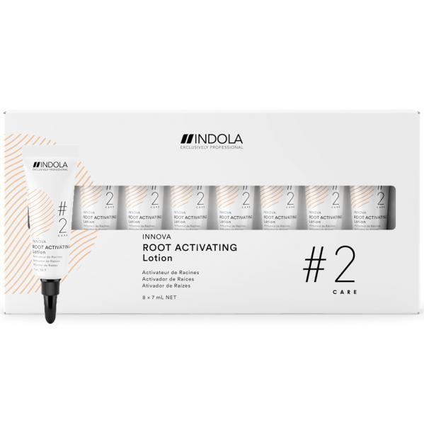 Лечебные средства для укрепления и улучшения роста волос Indola