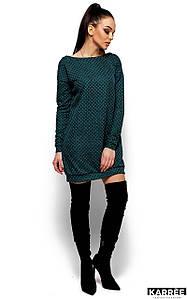 Женское платье Karree Ферги, темно-зеленый