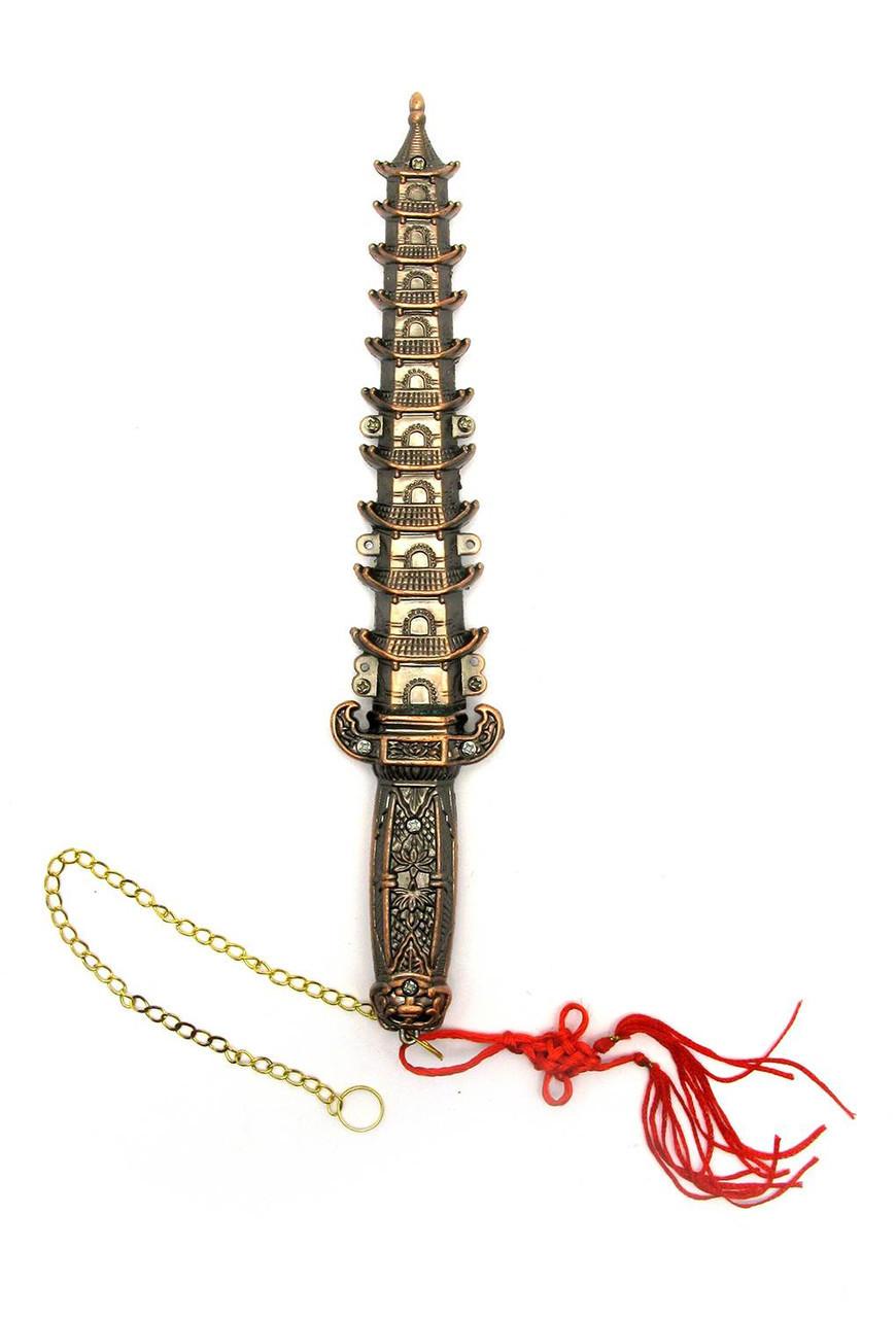 Кинжал сувенирный Пагода