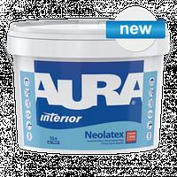 Износостойкая глубокоматовая интерьерная краска AURA Neolatex, 10л