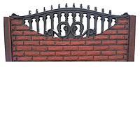 Забор односторонний «Фагот АЖУР»