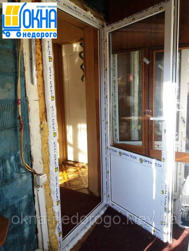 Пластиковые двери межкомнатные в Киеве