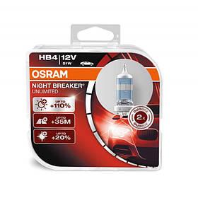Osram HB4 +110% 9006NBU-HCB 1кт.