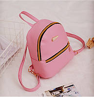 """Женский повседневный рюкзак-сумка """"Кроха""""розовый, фото 1"""