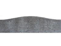 Забор односторонний «Карпатский камень»