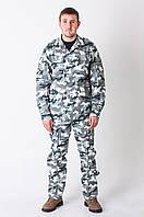 Мужской костюм камуфляжный Белая ночь Размер 44 -  46