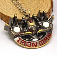 Кулон Железный человек Iron Man
