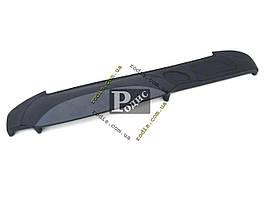 Накладка на торпеду ВАЗ 2107 (серо-черная) «AutoElement» - Накладка на панель