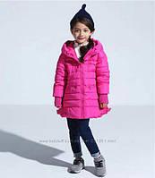 Детская демисезонная куртка для девочки.  Деми куртка на девочек. Размеры 120-160.