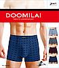 Мужские трусы боксеры Doomilai D01065