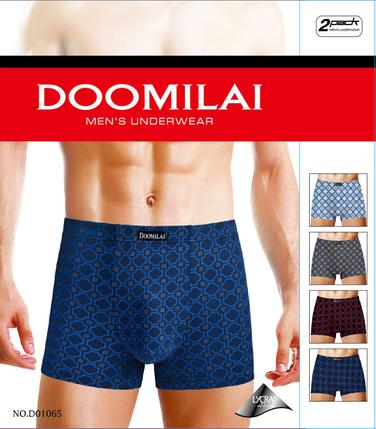 Мужские трусы боксеры Doomilai D01065, фото 2