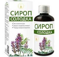 """Фитосироп """"An Naturel"""" Солодка 200мл."""