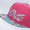Кепка бейсболка, LOVE, M / 55-56 RU, Хлопок, Розовый, Inal, фото 4