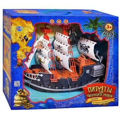 Пиратский корабль Limo toys, фото 2