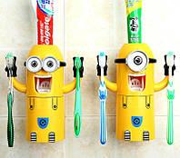 Автоматический дозатор зубной пасты Миньон