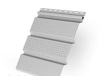 Потолочная панель Софит с перфорацией 0,305х3,39м. Борышев (BORYSZEW ) Белый, фото 1