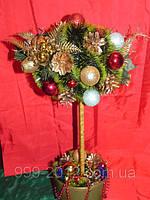 Новогоднее дерево счастья ручной работы
