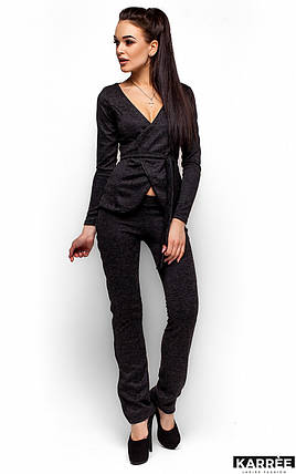 Женский костюм пиджак и брюки Karree M (44-46), фото 2