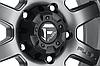 FUEL TROPHY BEADLOCK Graphite with Matte Black Bead Ring, фото 2