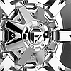 FUEL KRANK Chrome PVD, фото 3