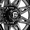 FUEL HOSTAGE II DUALLIE 2PC Gloss Black with Antracite Center, фото 4