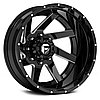 FUEL RENEGADE DUALLIE 2PC Gloss Black with Milled Accents, фото 2