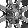 FUEL MAVERICK 1PC Gunmetal with Milled Accents, фото 3