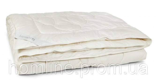 Одеяло Penelope Wooly Organic 4 сезона шерстяное 195*215 евро размера