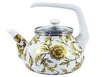Чайник 2,2 л Золотое кружево 15170