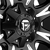 FUEL THROTTLE Black with Milled Accents, фото 3