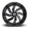 FUEL TURBO Black with Milled Accents, фото 3