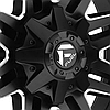 FUEL LETHAL Gloss Black with Milled Accents, фото 3