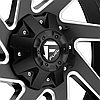 FUEL RENEGADE Black with Milled Accents, фото 3