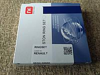 Кольца поршневые Renault Kango Megane II Clio II Duster Logan 1,5dCi std(8938130000)