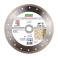 Алмазный диск Distar 1A1R 230 x 2,2 x 8 x 22,23 Bestseller Ceramic 3D (11315095017), фото 1