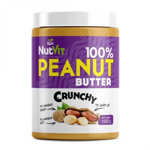 Арахісове масло 100% Peanut Butter OstroVit