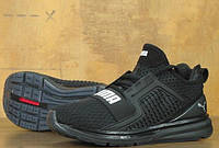 Кроссовки Puma ignite limitless black. Живое фото (Реплика ААА+)