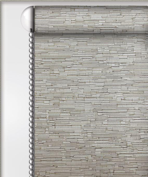 Рулонные шторы DIY Блэкаут Капучино