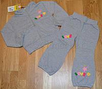 Детский костюм для девочки *Love* р.р.26 (80-86см)