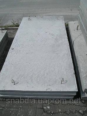 Плита перекрытия лотка П 5-8 (L 2990 х B 780 х H 70), фото 2