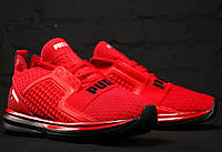 Кроссовки Puma ignite limitless red. Живое фото! (Реплика ААА+)