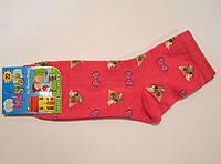 Яркие детские носки хлопковые с кроликами