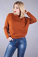 Джемпер женский 20201 оверсайз (5 цв), женский свитер, вязаный джемпер