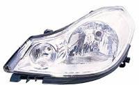Фара головного света левая Clio Symbol NEW(Рено Символ новый) 605709-E(7701070630) TYC