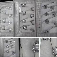 Красивая атласная скатерть с салфетками и кольцами, скатерть - 150х220см, салфетка -45х45см, 720/395